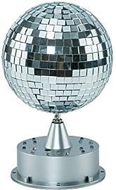 Butlers Disco Discokugel mit Beleuchtung