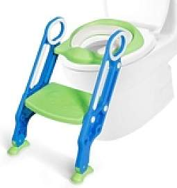 COSTWAY Baby-Toilettensitz Toilettentrainer,