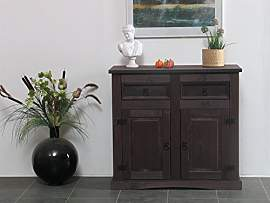 dynamic24 Sideboard New Mexico Mexiko 2 Schubladen