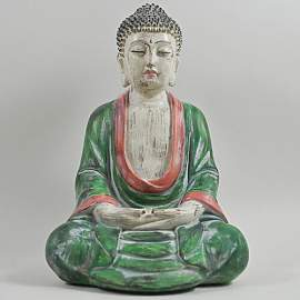 Figur Buddha Meditation World Menagerie