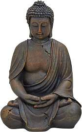 Figur Scotland Buddha sitzend World Menagerie