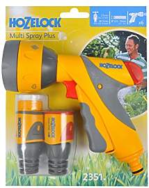 Hozelock Tricoflex 2351P0000 Multi-Spray PLUS