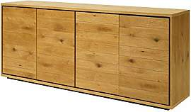Sideboard Dawn Eiche Furnier Kommode Highboard