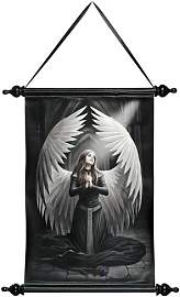 Wandbehang Prayer for the Fallen von Anne Stokes